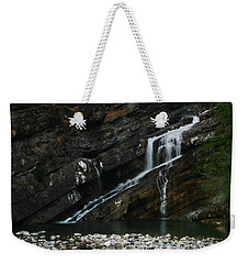Cameron Falls Waterton Lakes National Park Weekender Tote Bag