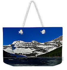 Cameron Lake Weekender Tote Bag