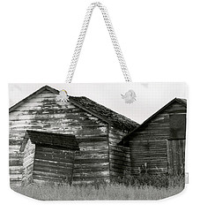 Canadian Barns Weekender Tote Bag by Jerry Fornarotto
