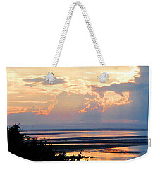 Cape Cod Beach Brewster Weekender Tote Bag by Lizi Beard-Ward