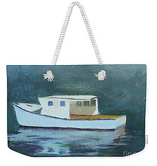 Captain Tom Weekender Tote Bag