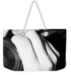 Capture Weekender Tote Bag