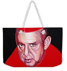 Carlos Bergantinos Weekender Tote Bag by Yelena Tylkina