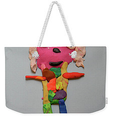 Caroline Weekender Tote Bag