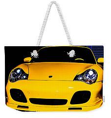 Carrera 4s Weekender Tote Bag