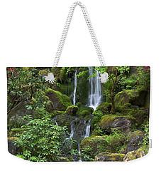 Cascading Waters Weekender Tote Bag