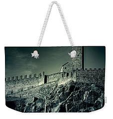 Castelgrande Bellinzona Weekender Tote Bag by Joana Kruse