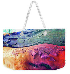 Weekender Tote Bag featuring the digital art Celebration by Richard Laeton