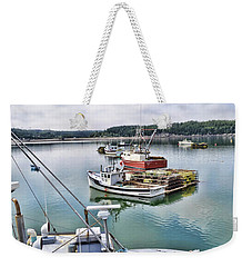 Chances Are Weekender Tote Bag