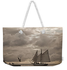 Chasing The Wind Weekender Tote Bag
