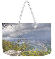 Chattanooga Valley Weekender Tote Bag by David Troxel