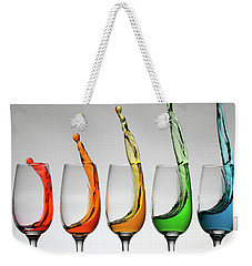 Cheers Higher Weekender Tote Bag