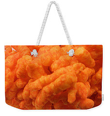 Cheesy Poofs Weekender Tote Bag