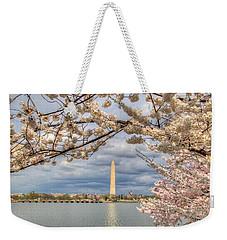 Cherry Blossoms Washington Dc 4 Weekender Tote Bag