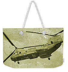 Cherry Point Marines  Weekender Tote Bag