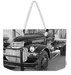 Chevrolet Farm Truck Weekender Tote Bag