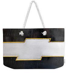 Chevy Bowtie Weekender Tote Bag