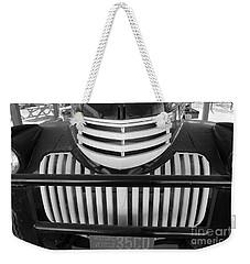 Chevy Grill Weekender Tote Bag