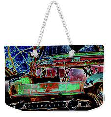 Chevy Long Gone Weekender Tote Bag