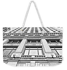 Chicago Impressions 8 Weekender Tote Bag