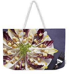 Chicory Salad Weekender Tote Bag