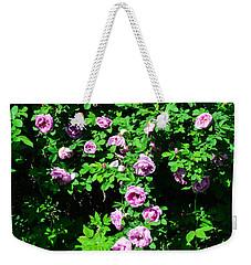 China Rose Weekender Tote Bag