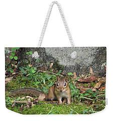 Chipmunk Weekender Tote Bag