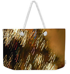 Christmas Card - Jingle Bells Weekender Tote Bag
