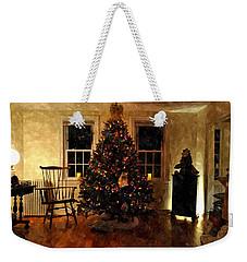 Christmas Past Cpwc Weekender Tote Bag