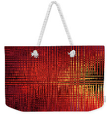 Chromosome 13 Weekender Tote Bag