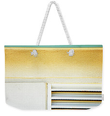 Church Abstract Weekender Tote Bag by Lenore Senior