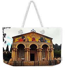 Church Of All Nations  Weekender Tote Bag