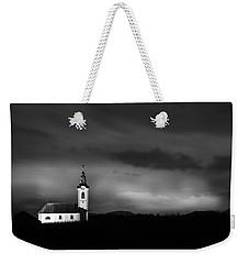 Church Shining Bright Weekender Tote Bag