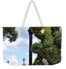 Cinderella Waltz Weekender Tote Bag by Bonnie Myszka