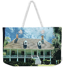 Circa 1750 Parlange Plantation New Roads La Weekender Tote Bag