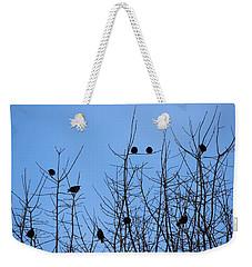 Circle Of Friends Weekender Tote Bag by Kume Bryant