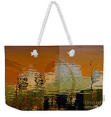 City Abstract Weekender Tote Bag