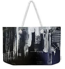City Abstract Weekender Tote Bag