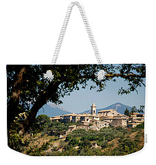 Weekender Tote Bag featuring the photograph Civitavecchia by Dany Lison