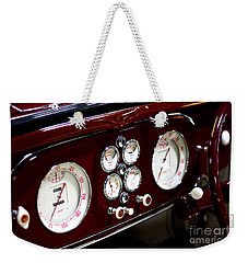 Classic Gauges Weekender Tote Bag