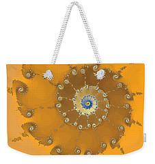 Classic Nautilus Weekender Tote Bag