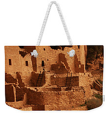 Cliff Palace Mesa Verde National Park Weekender Tote Bag