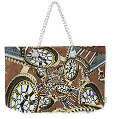 Clocked Weekender Tote Bag