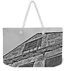 Closed Weekender Tote Bag