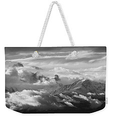 Cloud Art Weekender Tote Bag