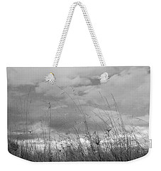 Weekender Tote Bag featuring the photograph Cloud Watching by Kathleen Grace