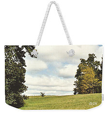 Clouds In The Morning Weekender Tote Bag