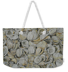 Cockle Shells Weekender Tote Bag