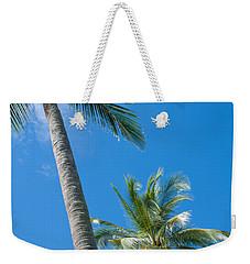 Coconuts  Weekender Tote Bag by Atiketta Sangasaeng