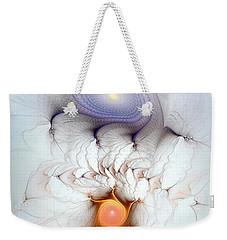 Coexistence Weekender Tote Bag by Casey Kotas